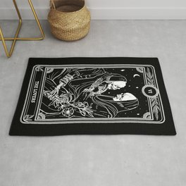The Lovers Skeleton Rug