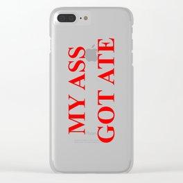 #MAGA Clear iPhone Case
