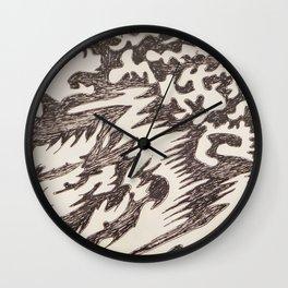 I Summon Magic Into My Life Wall Clock