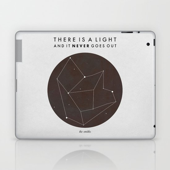 There Is A Light Laptop & iPad Skin