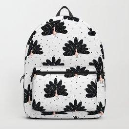 Art Deco Grouse Backpack