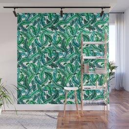 Jungle Leaf Wall Mural