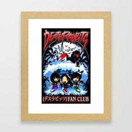 DR Fan Club (Deathrabbits X Natsu) Framed Art Print
