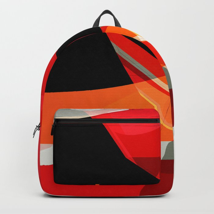 Abstract 2017 048 Backpack