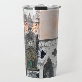 Venice architecture, Piazza San Marco, Dodge's Palace Travel Mug