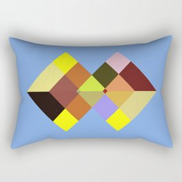 Abstract #727 Rectangular Pillow