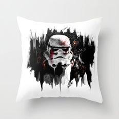 war is over Throw Pillow