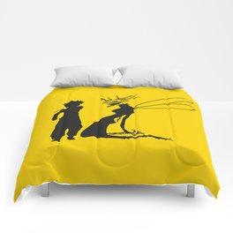 Killua Kills Comforters