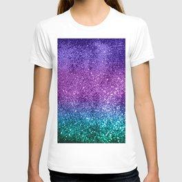 Unicorn Girls Glitter #10 #shiny #decor #art #society6 T-shirt