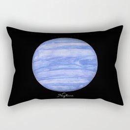 Neptune #2 Rectangular Pillow