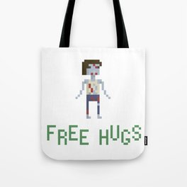 free hugs 4 Tote Bag