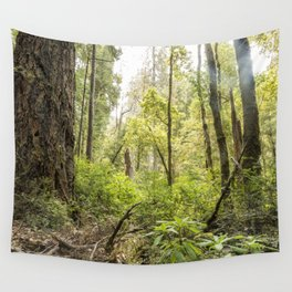 Schrader Old Growth Forest Wall Tapestry