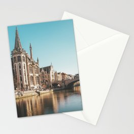 Magic Ghent Stationery Cards