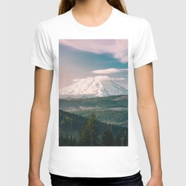 Saints and Sinners - 126/365 Nature Photography Mount St. Helens T-shirt
