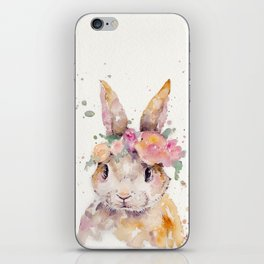Little Bunny iPhone Skin