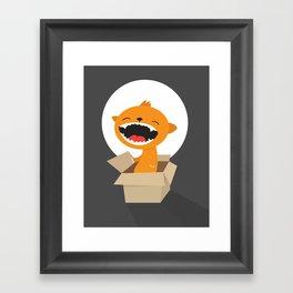 Surprise Framed Art Print