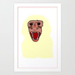 test2 Art Print