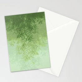 Willow (Green) Stationery Cards