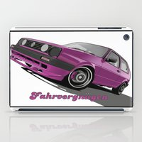 vw iPad Cases featuring VW  by Valerie Agrusa Photography