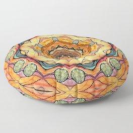 mandala#31 Floor Pillow