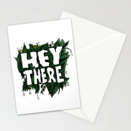 Hey There Spring Stationery Cards
