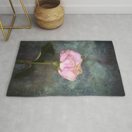 Wilted Rose III Rug