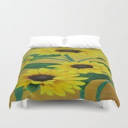 Sunny and bright Duvet Cover