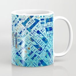 Eleven Eleven Numerology Pattern #1 Coffee Mug