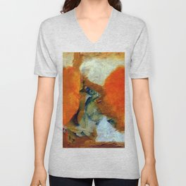 Erotic Fantasy Unisex V-Neck
