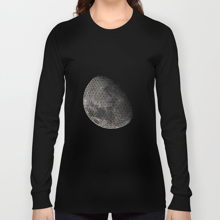 Quarter Moon Long Sleeve T-shirt