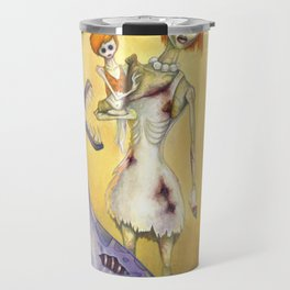 Zombie Gingers – Wilma and Pebbles Travel Mug
