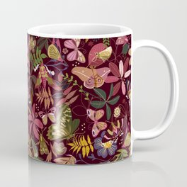 Spirit guiding moths Coffee Mug