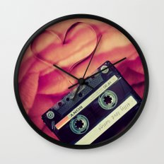 silly love songs Wall Clock