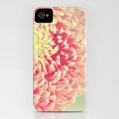 Peony iPhone (4, 4s) Slim Case