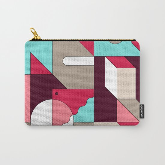 Abstraction I Carry-All Pouch
