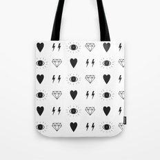 Wild at Heart Tote Bag