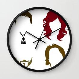 Lazer Katz Muzak Minimal Wall Clock