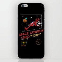 NES Cowboy Bebop iPhone Skin
