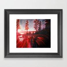 Night After Night  Framed Art Print