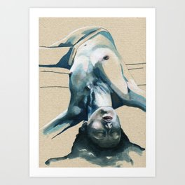 Is this all that I am? Is there nothing more? #5 Art Print