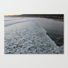 Washed Away Sorrows Canvas Print