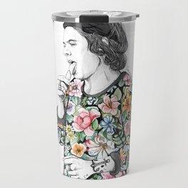 Harry  sketch  Travel Mug