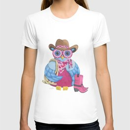 American Cowgirl T-shirt