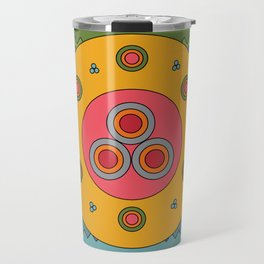 Color wheels Travel Mug