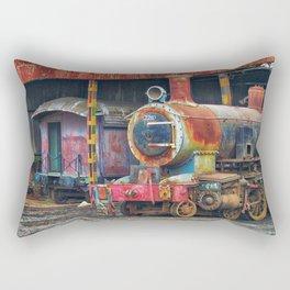 gran machina Rectangular Pillow