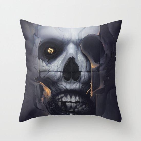 Hollowed Throw Pillow