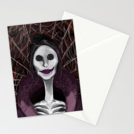 Coraline: The Other Mother Stationery Cards