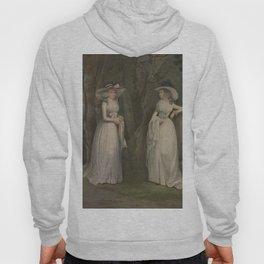 Alexander Nasmyth - Eleanor and Margaret Ross (1790) Hoody