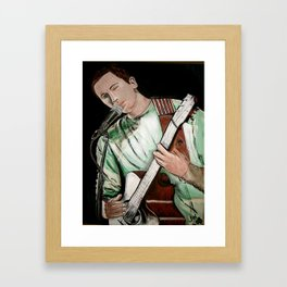 JACK JOHNSON Framed Art Print