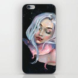 Lunar Tail iPhone Skin